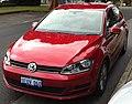 2015 Volkswagen Golf (5G MY15) 90TSI Comfortline (2015-07-28) 01.jpg