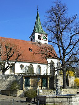 2017 03 26 Grunbach Dionysiuskirche