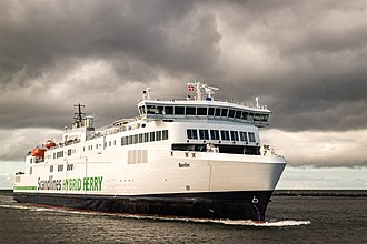 Scandlines - Berlin hybrid ferry