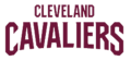 2017 Cleveland Cavaliers wordmark logo.png