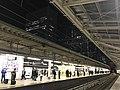 201801 Platform 8,9 of Tokyo Station.jpg