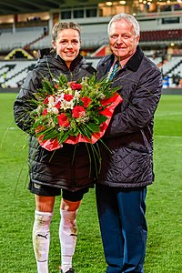 20180405 FIFA Women's World Cup Qualification AUT-SRB Feiersinger Windtner 850 6955.jpg