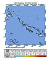 2019-01-26 Chirovanga, Solomon Islands M6.2 earthquake shakemap (USGS).jpg