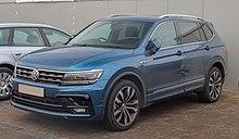 Volkswagen Tiguan Alle R Line