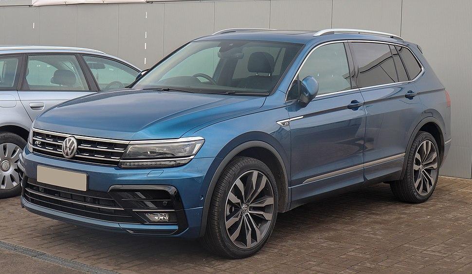 2019 Volkswagen Tiguan Allspace R-Line TDi 4Motion 2.0