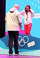 2020-01-13 Ski Mountaineering at the 2020 Winter Youth Olympics – Women's Sprint – Medal ceremony (Martin Rulsch) 31.jpg