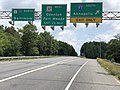 2020-06-22 12 00 10 View north along Maryland State Route 3 (Robert Crain Highway) at the exit for Interstate 97 SOUTH (Annapolis) in Odenton, Anne Arundel County, Maryland.jpg