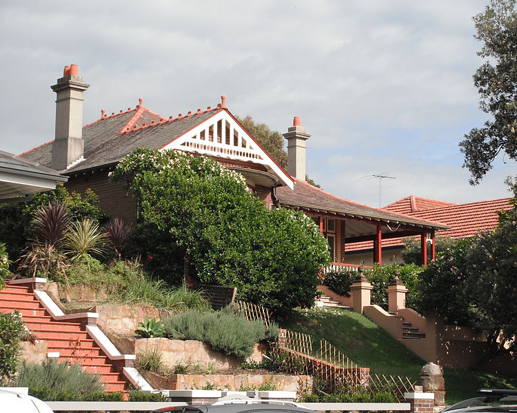 Federation Queen Anne at :20 Dudley Street Coogee NSW