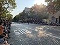 21e Étape Tour France 2020 - Avenue Colonel Henry Rol Tanguy - Paris XIV (FR75) - 2020-09-20 - 1.jpg