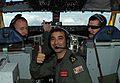2479620 U.S. Capt. Alex Durstein, 1st Lt. Nate Foltz, both 344th ARS and Turkish air force Major Orcun Kus, 101st ARS commander over Nevada 2016.jpg