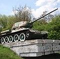 3.Чортків Пам'ятник танкістам Радянської армії.JPG