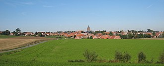 Boeschepe - Image: 3491 Boeschepe View