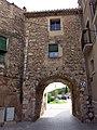 349 Portal del Pont (Peralada), façana nord.JPG