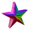 3D rainbow star 12.png