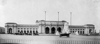 Washington Terminal Company - Union Station in the early 20th century