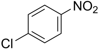 4-Nitrochlorobenzene - Image: 4 chloronitrobenzene