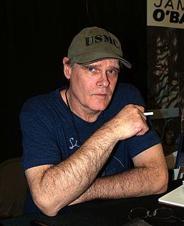 James OBarr American graphic artist