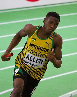 Nathon Allen - Allen in 2016