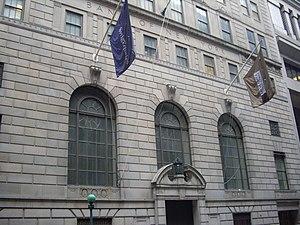 48 Wall Street - Image: 48 wall street