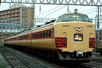 Tsugaru (train) - Image: 4851am