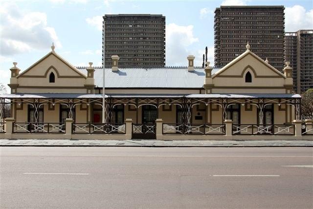 4 Paul Kruger's House