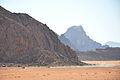 4x4 vehicles at Wadi Rum (12464618685).jpg
