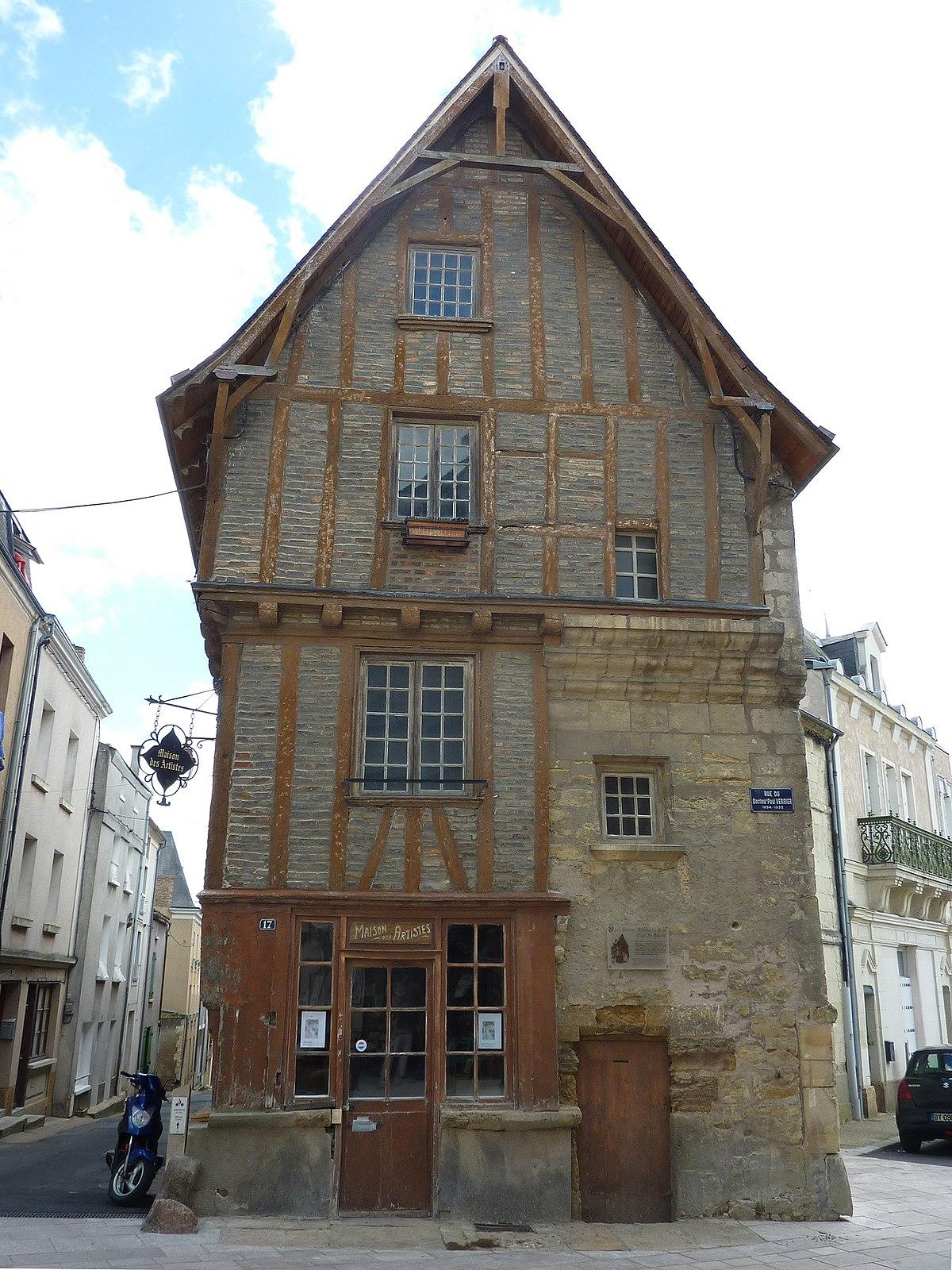 Fichier:5 - Maison des Artistes - Thouars.jpg — Wikipédia