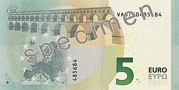 Billets De Banque En Euro Vikidia L Encyclopedie Des 8 13 Ans