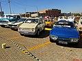 6ª edição do Encontro de Veículos Antigos de Sertãozinho, pela primeira vez realizada no Parque do Cristo. Em destaque vários carros nacionais, a camionete Ford F100 Deluxe, o Chevrolet Maverick, o - panoramio.jpg