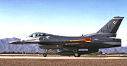 62d Fighter Squadron F-16 - 1