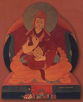 Image illustrative de l'article Tsangyang Gyatso
