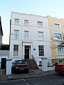 6 Douro Place Kensington London W8 5PH - GLC Blue Plaque reference 1 of 2 SAMUEL PALMER.jpg
