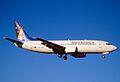 71cd - Ansett Australia Boeing 737-377; VH-CZK@SYD;11.09.1999 (6520722241).jpg