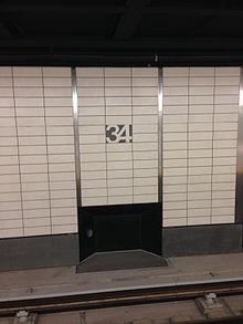 New York City Subway Tiles Wikipedia