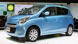 Suzuki Alto - Image: 7th generation Suzuki Alto 02