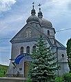 8.Урмань .Церква св. Петра і Павла (мур.).JPG