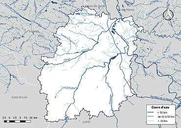 Carte Essonne Pdf.Liste Des Cours D Eau De L Essonne Wikipedia