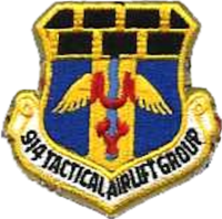 914th Tactical Airlift Group - Emblem