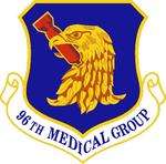 96 Medical Gp emblem.png