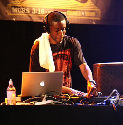 Picture of a band or musician: 9th Wonder