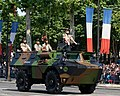 9th Light Armoured Marine Brigade Bastille Day 2013 Paris t114203.jpg