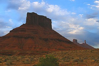Westworld (TV series) - The series was partly shot in Castle Valley, east of Moab, Utah, where John Ford had made four Westerns.