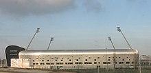 ADO Den Haag Stadium, Forepark.jpg