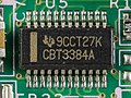 ADSV-931 Mini Docking Station - main board - Texas Instruments CBT3384A-93542.jpg