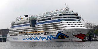AIDA Cruises - Image: AID Adiva in Kiel