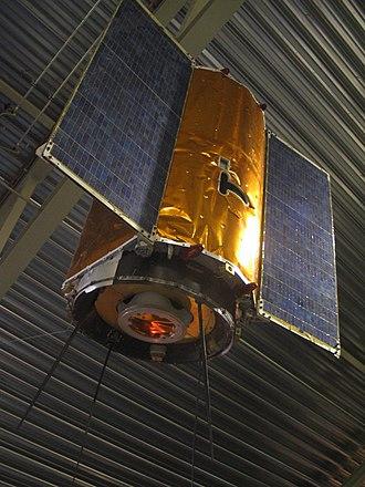 Aviodrome - Backup flight-article of the ANS satellite