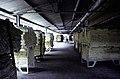 ASC Leiden - F. van der Kraaij Collection - 13 - 019 - The Firestone rubber plantation. Interior of the latex factory. A storage room with folded latex sheets - Harbel, Montserrado county, Liberia - 1976.jpg