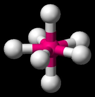 Crystal field theory - Image: AX7E0 3D balls