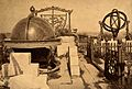 A Celectial Sphere, Sextant and Equinoctial Sphere Wellcome V0037731.jpg