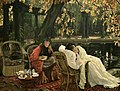 A Convalescent - James Tissot.jpg